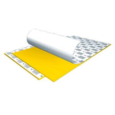 GAGENDA 1479800010 Pack 5 Stück Folien EVA Gummi, gelb