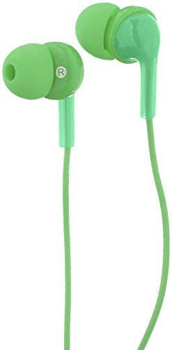 AmazonBasics In-Ear Wired Headphones