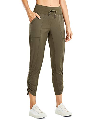 Pantalones Elasticos Mujer  marca CRZ YOGA