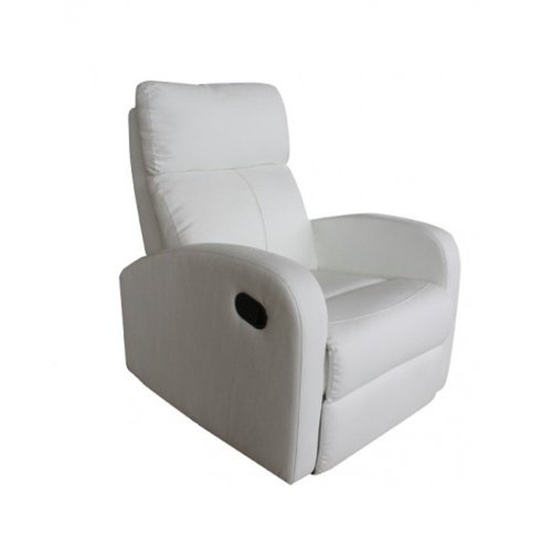 SDPE–Sessel Laoban, Maße 73x86x102cm, weiß Modern 73 x 86 x 102 cm. color blanco