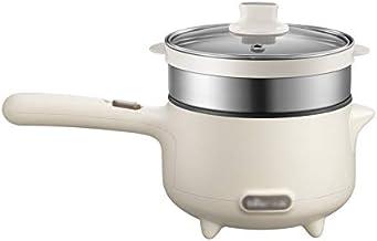 DIAOD Portable Multifunctional Rice Cooker Mini Electric Frying Pan Noodle Pot Electric Hot Pot Hot Pot Rice Cooker Kitche...