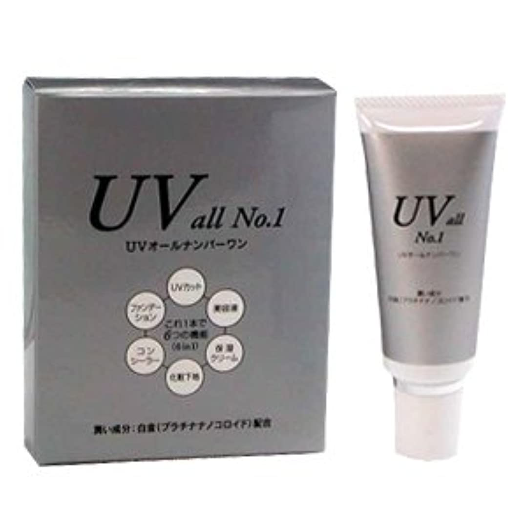 目に見えるシャーロットブロンテ実験的UV all No.1 (UVオールナンバーワン) 45g