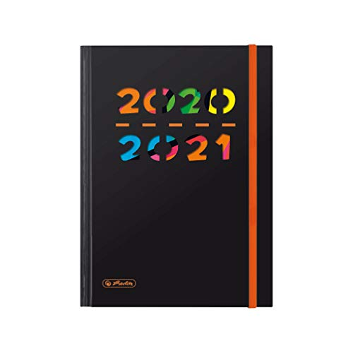 herlitz 50027057 Schülerkalender 2020/2021 Pure, A5, 1 Stück