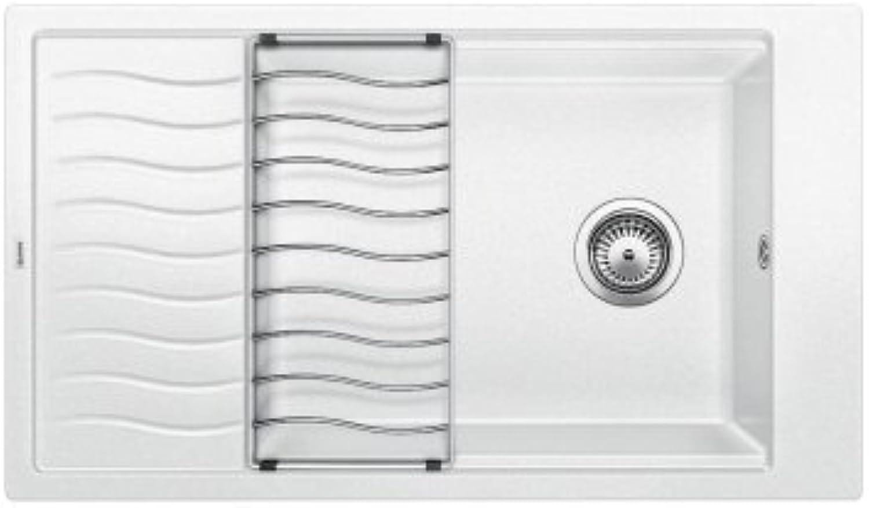 Weiß ELON XL 8 S 520 497 Küchenspüle S-520 wei