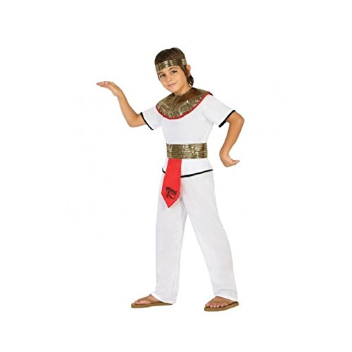 Atosa- Disfraz Egipcio, 10 a 12 años (20717)