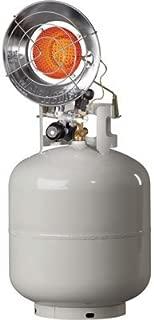 Mr. Heater Tank-Top Propane Heater - Single Burner, 15,000 BTU, Electronic Ignition, Model# MH15TS