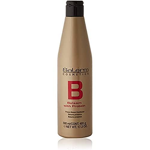 Salerm Cosmetics Balsam With Protein Conditioner - 500 ml