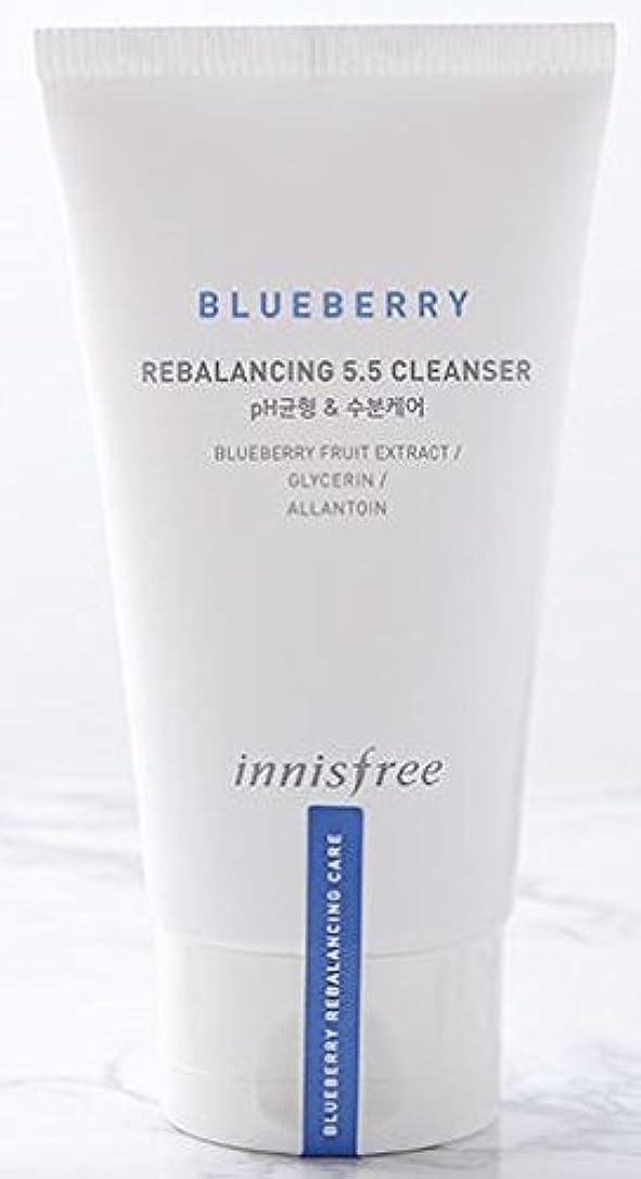 レビューのホストレジ[Innisfree] Blueberry Rebalancing 5.5 Cleanser 100ml [並行輸入品]