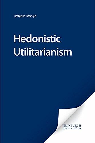 Hedonistic Utilitarianism