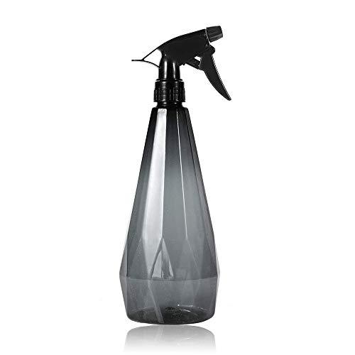 TaimeiMao Spray Flaschen Kunststoff,sprühflaschen durchsichtig,sprühflaschen leer,pumpzerstäuber,feinnebel sprühflasche,zerstäuber Spray Bottle for Plants, Flowers, Cleaning(Grau)
