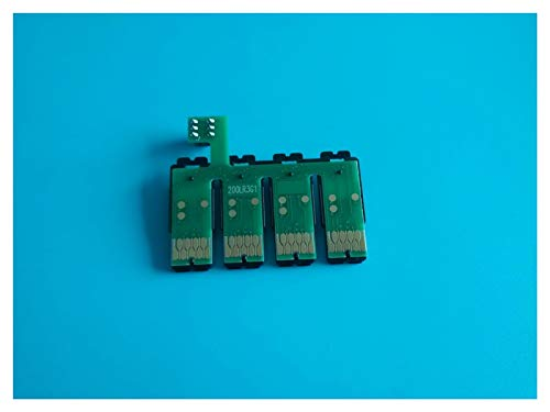 WSCHENG T2001-T2001 Auto Restablecer CISS FIP para EPSON XP-100 XP-200 XP-300 XP-310 XP-410 WF-2510 WF-2520 WF-2530