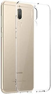 Huawei Mate 10 Lite Muzz Ultra thin TPU Gel Case Cover - Clear