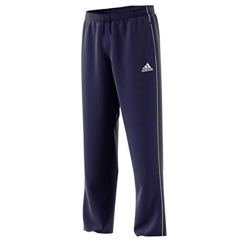 adidas Herren CORE18 PRE PNT Sport Trousers, Dark Blue/White, 2XL