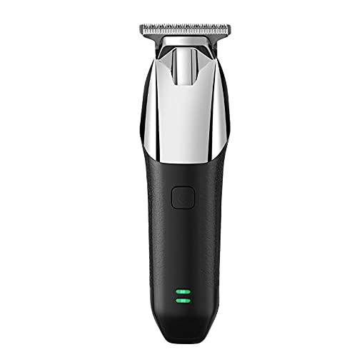 Máquina recortadora de barba, Cabeza de grano portátil grabado eléctrico Push Cutting Electricity Retro Eléctrico Generador eléctrico