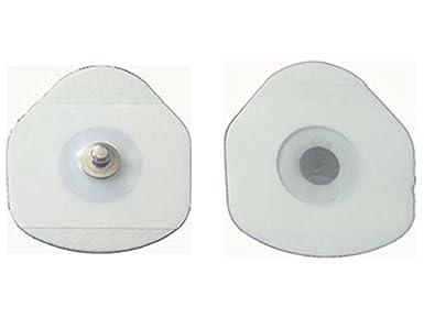 Gima 33313 - Electrodos universales (diámetro 32 x 36 mm, 2000 unidades)