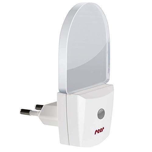 REER Nachtlicht LED mit Sensor SB-1, weiß
