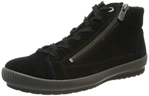 Legero Damen Tanaro Hohe Sneaker, Schwarz (Schwarz 00), 41 EU (7 UK)