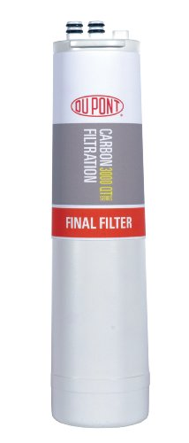 DuPont WFQTC30001 QuickTwist Carbon Block Filter Cartridge