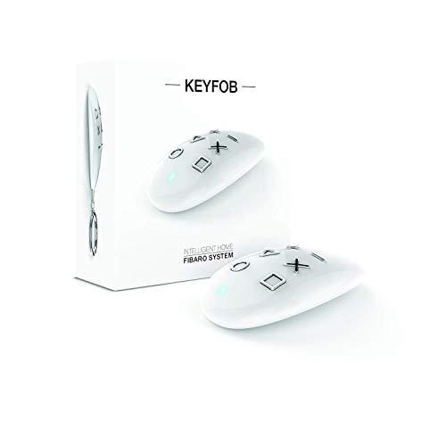 Fibaro FGKF-601 Sensor, 3 V, Blanco