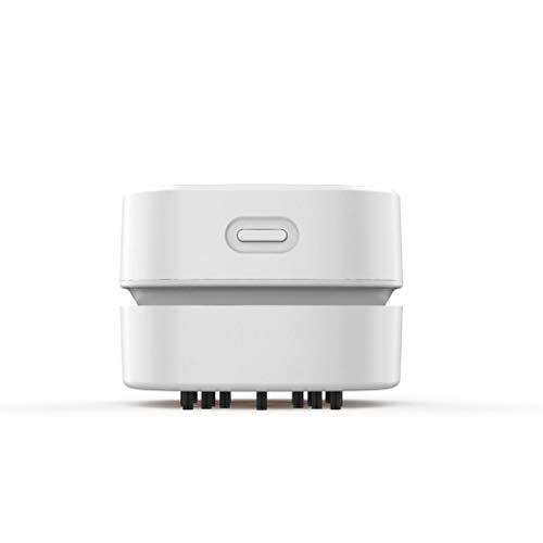 Great Features Of USB Charging Small Desktop Robot Vacuum Cleaner, Creative Handheld Sweeping Robot ...