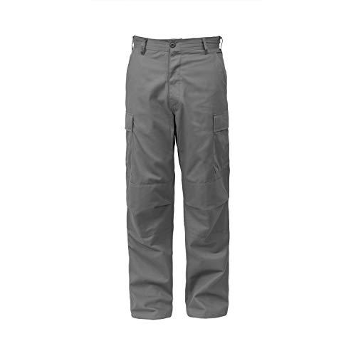 Rothco BDU Pant, Grey, Small
