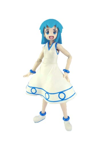 Petite Pretty Figure Series Shinryaku! Ika Musume [Ika Musume Miyazawa Limited Short Hair(?) Ver.] (PVC Figure)