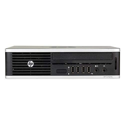 HP Elite 8300 - Ordenador de sobremesa (Ultrafino, UDT, Intel Core Wint70s, 2,90 GHz, 8 GB de RAM, 1 TB, para Windows 10 Pro, WiFi), Color Rojo Negro 16 GB (Reacondicionado)