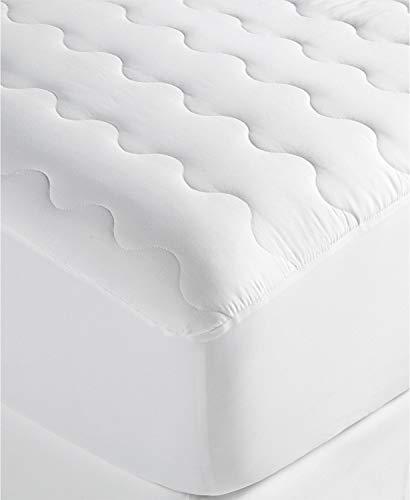 Martha Stewart Essentials Waterproof King Mattress Pad White