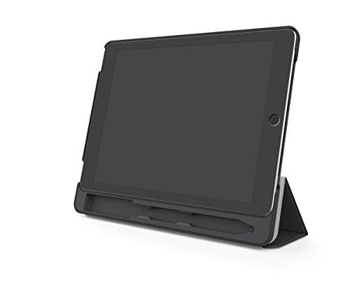 'Adonit iPad & Stylus Carcasa para Apple 9,7iPad Pro/Air 2[Soporte Magnético para Cargador USB   Soporte para Adonit Stylus   Wake/Sleep Función   Función Atril]–adcipb