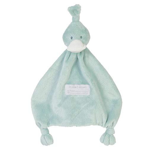 Bam Bam - Doudou pour bébé - Unisexe - Lagon - Super Doux