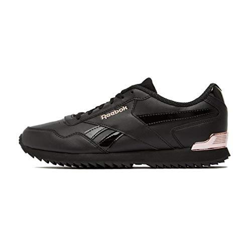 Reebok Men's Royal Glide Rplclp Trail Running Shoes, Multicolour (Black/Rose Gold/Pearlized 000), 5.5 UK