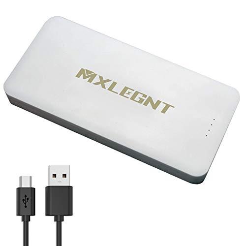 PROSmart Batería para Chaleco Calentado, USB 3,7V 2A 10000mah Banco de Energía Recargable para Térmicos Calentar Chalecos y Chalecos calentables (Sin Cargador ni Cable)
