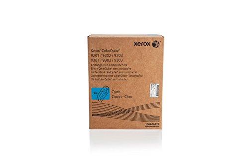 Xerox ColorQube 9303–Original Xerox cian CARTUCHO DE TINTA sólida 108r00829–-
