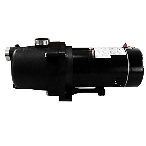 Rx Clear 1 HP Universal Booster Pump for Swimming...