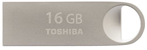 Toshiba TransMemory U401 16GB USB-Stick USB 2.0 silber