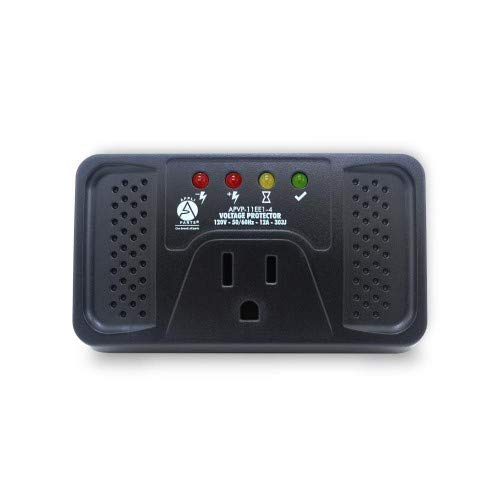 Protector De Voltaje Para Refrigeradores, Appli Parts, 120v/50-60hz/12a, 303joules (Tarjeta Electronica) Apvp-11ee1-4