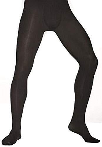 Pariser-Mode Herrenstrumpfhose Nylon blickdicht 60 den