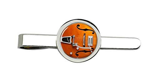 Giftshop UK Gretsch Gitarre Krawattenklammer
