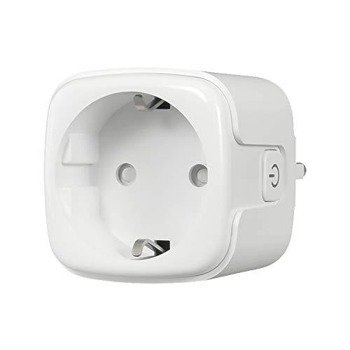 Plug intelligente - WiFi 2.4 GHz IEEE802.11 b/g/n - Carica massima 16A -Compatibile con TUYA Smart con Alexa e Google Assistant