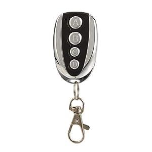 Lodenlli-En-Forma-de-U-433Mhz-Control-Remoto-inalmbrico-Universal-de-Copia-de-Metal-4-Llaves-Duplicadora-de-Puerta-de-Garaje-Mini-Controlador-de-Llavero-porttil