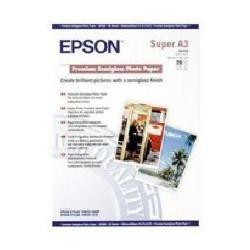 Epson C13S041328 Fotopapier (Premium Semi-gloss, A3+, 250 g/m²) 20 Blatt