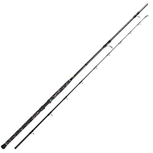 Zeck Pro Cat Sensi long 320cm 350g - Wallerrute zum Abspannen auf Welse, Welsrute zum Werfen von U-Posen Montagen & Grundblei Rigs