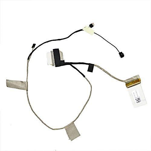 Zahara LCD LED LVDS Video Screen Cable Replacement for ASUS ViveBook Q301LA-BHI5T02 Q301LA-BSI5T17 S301LA-C1073H Q301 Q301L Q301LA Q301LP S301L S301LA 14005-01050100 DD0EXALC000