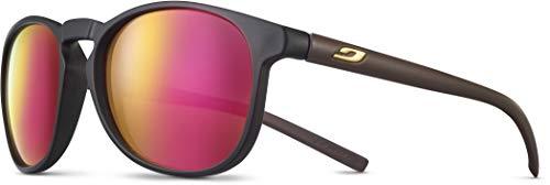 Julbo J5091114 - Gafas de sol para bebé, unisex, color negro mate y marrón mate, 10 a 15 años