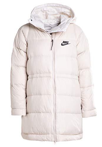 Nike W NSW DWN Fill JKT REV Damen Jacke Mehrfarbig (Desert Sand/Phantom/Black)