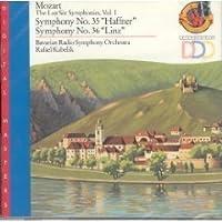 Mozart Symphony Nos. 35 & 36 / Rondo For Violin & Orchestra