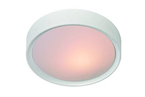 Lucide LEX - Plafonnier - Ø 33 cm - Blanc