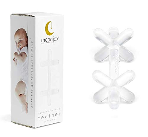 Silicone Baby Teething Toys - Baby teether for Infants, Toddlers, Newborns, CPSIA Certified, FDA Formulated Material