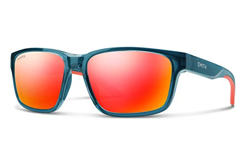 Smith Optics Basecamp Gafas de sol, Multicolor (Blue Cry), 58 para Hombre