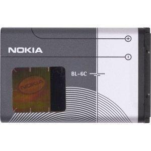 Nokia BL-6C Li-Ion Battery for Nokia N-Gage QD, 6012, 6015i, 3155, 6235i, 6255i